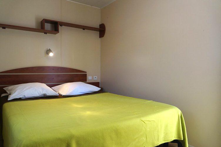 Chambre Mobil-Home Saleccia Camping International Calvi Corse
