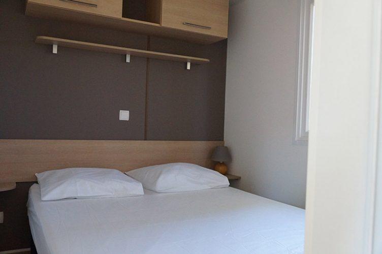 Chambre Mobil-Home Rondinara Camping International Calvi Corse