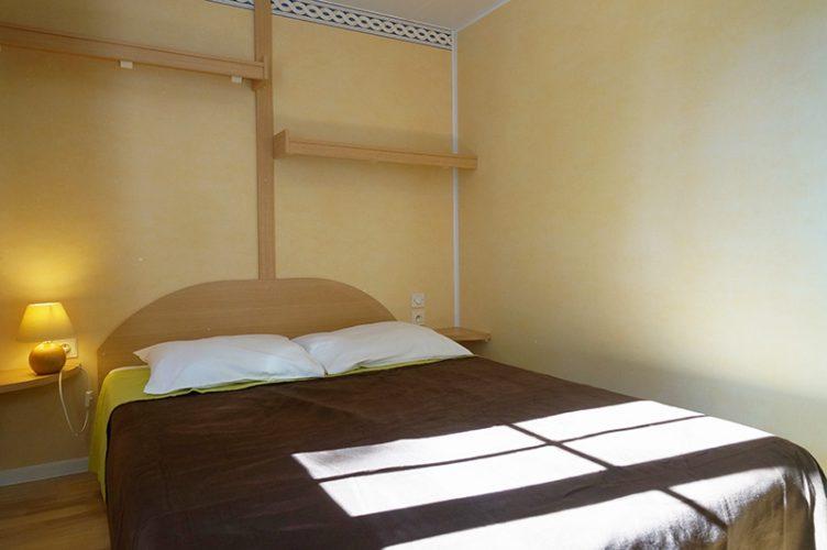 Chambre Mobil-Home Arinella Camping International Calvi Corse
